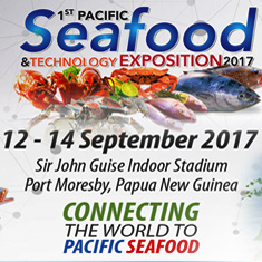INFOFISH - 1ST PACIFIC SEAFOOD & TECHNOLOGY EXPOSITION 2017