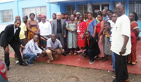 Liberia : Atelier de formation sur l'accès des marchés européens et les procédures sanitaires des produits de la pêche.