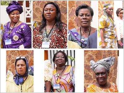 Parcours des femmes à la fois ordinaires et extraordinaires (Réseau Africain des Femmes dans la Pêche)